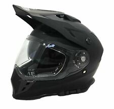 Viper RXV288 Motorbike Double Visor Helmet Off Road Retractable Sun Visor Smoked