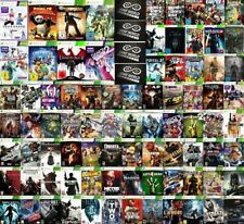 XBOX 360 X-Box Spiele-Wahl ? Action? Party ? Racing ? Shooter ?Jump N Sport