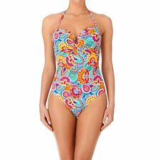 bnwt new Lepel bright fiesta  swimsuit swimming costume size 30FF