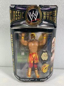 WWE Hulk Hogan Classic Superstars Series #11 Figure NEW Sealed JAKKS Pacific WWF