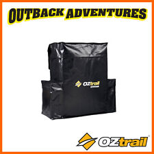 OZTRAIL REAR WHEEL BIN BAG ACCESSORY RECOVERY TOTE SNATCH SPARE- 4WD-WHB-D