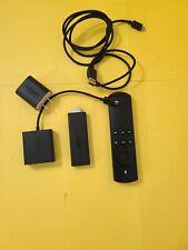 Complete Amazon Fire TV Stick w/Alexa Voice Remote 2nd Gen HDMI Adapter LY73PR