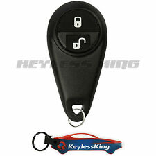 Replacement for 2005 2006 2007 2008 Subaru Forester Key Fob Keyless Car Remote