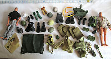 BULK Lot GI JOE Figures Weapons Accessories Collection Toys Toy Set