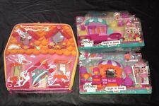 Lalaloopsy Style N Swap Salon Cherie Prim N Proper Boutique Suzette & Carry Bag