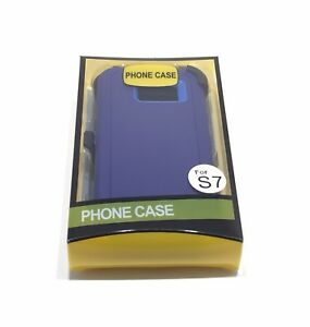 defender Case for Samsung Galaxy S7 w Screen Protector{Belt Clip fits box}