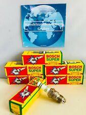 Bosch - Zündkerze - HR6BC - Super Spark - Plug Bougie - mit Kupferkern - 6 Stück