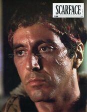 AL PACINO  SCARFACE 1983 VINTAGE LOBBY CARD BRIAN DE PALMA