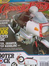Classic Bike 03/06 Enfield Bullet Buyer's Guide, Krauser BMW, Lambretta,Scooter