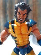 Marvel Legends Series Wolverine Figure - Unmasked X-Men Box Set Version.