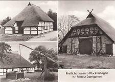 Freilichtmuseum Klockenhagen, Ansichtskarte, ungelaufen