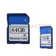 32GB SD Card 32G Flash Memory Cards Secure High Speed For Digital Camera C10 MP3