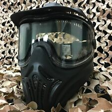 NEW Empire Invert Helix Paintball Goggle Mask w/ Thermal Anti-Fog Lens - Black