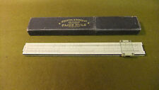 Keuffel & Esser Co. Polyphase Slide Rule, Boxed, Good Condition.