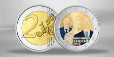 2 Euro Gedenkmünze 2012 Luxemburg Hochzeit FARBE