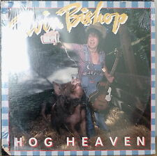 ELVIN BISHOP: Hog Heaven-SEALED1978LP CAPRICORN LABEL MARIA MULDAUR