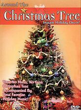 AROND THE CHRISTMAS TREE (DVD, 2004) NEW