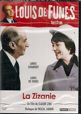 "DVD ""LA ZIZANIE""  LOUIS DE FUNES  ANNIE GIRARDOT     NEUF SANS BLISTER"