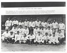 1928 NEW YORK YANKEES 8X10 TEAM PHOTO BASEBALL MLB PICTURE NY WORLD CHAMPS