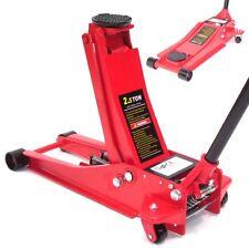 06099 Cric rouleur 2,5 tonnes 80-500mm Cric hydraulique Roulant 2500 kg