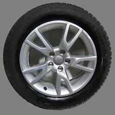 Original  Audi Q3 8U 17 Zoll Alu Winter Kompletträder Pirelli neuwertig