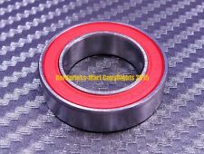 [10 Pcs] 17287-2RS (17x28x7 mm) Rubber Sealed Ball Bearing Bearings 17287RS RED