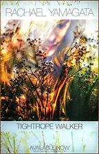 Rachel Yamagata Tightrope Walker 2016 Ltd Ed New Rare Poster +Free Indie Poster