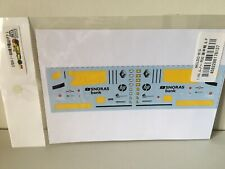 Decals Museum Collection MCLDC-613 Renault F1 Team R30 1/43 End Of Season 2010