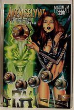 """AVENGELYNE"" Issue #13 (March, 1997) Maximum Press Comics"