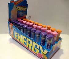 ZIPFIZZ HEALTHY ENERGY MIX Dietary Supplement  VitaminB12 VARIETY 30 tubs