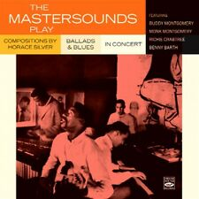 Mastersounds: THE MASTERSOUNDS PLAY (3 LPS ON 2 CDS)