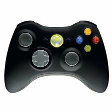 OEM Authentic Xbox 360 Wireless Remote Controller Matte Black Microsoft 4Z
