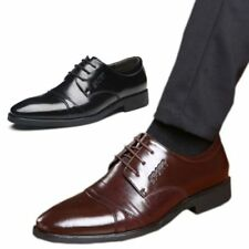 Rahmengenäht Herren-Business-Schuhe aus Echtleder mit Spitze