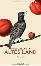 Altes Land: Roman von Hansen, Dörte | Buch | Zustand sehr gut