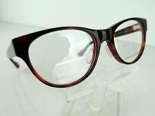 2c592dba1e PRODESIGN DENMARK 4650.1 (4832) Dark Red Tort 52 x 18 ASIAN FIT Eyeglass  Frames
