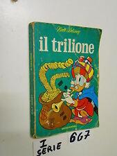 IL TRILIONE classici di walt disney N.23 DEL 1966 MODADORI TIPO TOPOLINO (6 G 7)