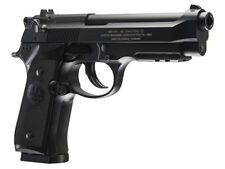"Umarex 2253017 Black Beretta M92 A1 CO2 Air Pistol .177 BB 4.5"" Barrel"