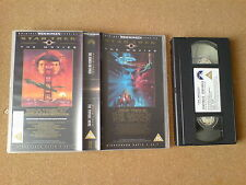 STAR TREK 3+4 THE MOVIES - THE SEARCH FOR SPOCK & THE VOYAGE HOME - VHS