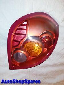 Nissan Pulsar N16 '04 LHF Tail Light