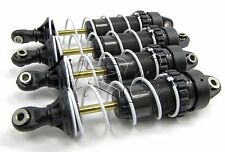 SLASH PLATINUM SHOCKS, Front & Rear UPDATED BIG-BORE GTR (Dampers) Traxxas 6804r