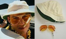 Fear and Loathing in Las Vegas Costume Hunter Thompson Hat  Holder Sunglasses
