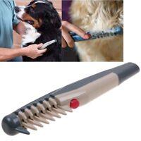 Electric Pet Cat Dog Toilettage puces peigne nœud à Cheveux Trimmer Tangle Outil