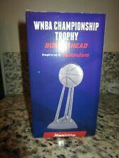 Phoenix Mercury 2014 Wnba Champions Bobblehead Trophy New