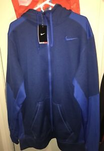 Nike Thermo Therma-fit Jacket Hoodie Sweater XL-T NWT