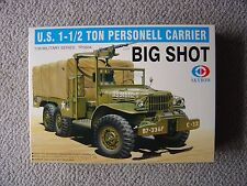 "Skybow 1/35 Dodge WC62/63 SNL G-507 Truck (""Big Shot"")"