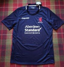 """Macron London Scottish XXL Rugby Jersey 42"""" Chest Brand New with Tags"""
