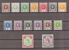 LEEWARD ISLANDS 1954 SG 126/40 Fresh MNH Cat £60
