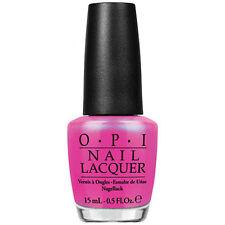 OPI Nail Lacquer Natural Drying Nail Polish Varnish All Colours Selection 1 15ml