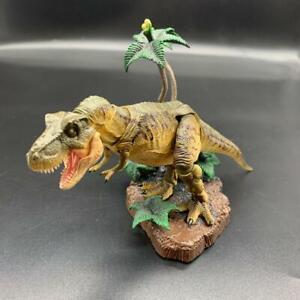 Kaiyodo Revoltech 029 Lost World Jurassic Park T-REX PVC Tyrannosaurus
