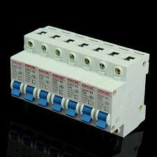 10-63A Miniature MCB Disjoncteur Circuit Breaker DZ47-63 AC230/400V 1P Courant